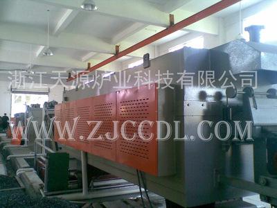 浙江天源炉业专业供应网带炉生产线