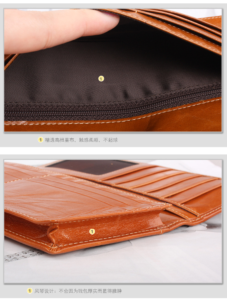leather credit card wallet leather