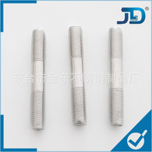 厂家定制304不锈钢双头螺栓 不锈钢304双头螺栓 M20系列