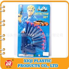 工厂价格警察套软弹枪  弹射玩具 地摊玩具 安全的儿童玩具枪