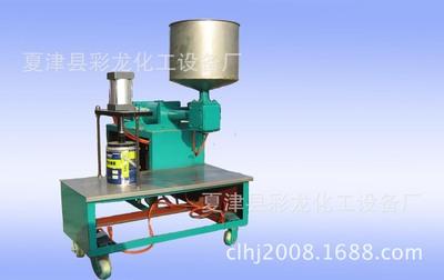 厂家直销半自动卧式液体灌装机(图)适用于粘稠液体分装