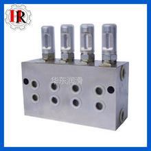 生产销售 KS系列双线分配器 生产油分配器 递进式油分配器