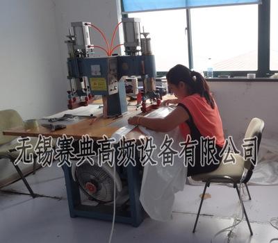 双工位软膜天花焊接,软膜天花扣边条熔接机
