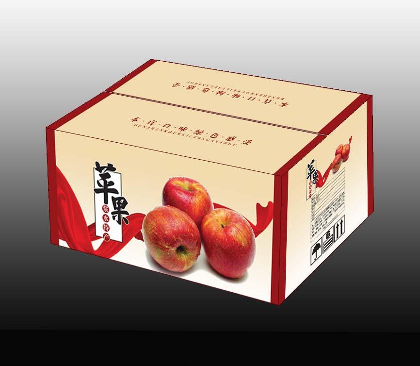 苹果包装纸箱子 装苹果纸箱 东莞纸箱生产