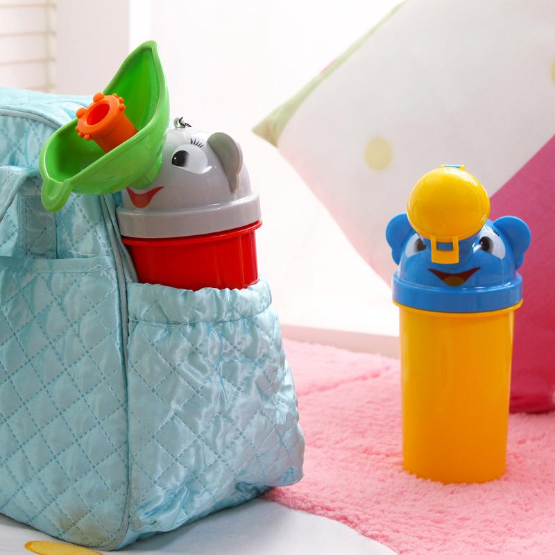 婴儿小便器车载便携式儿童尿壶?#20449;?#23453;宝防漏儿童接尿器用品坐便器
