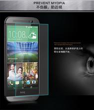 手机贴膜 手机钢化玻璃膜 ?#35270;?#20110;HTC ONE手机贴膜 HTC M8 保护膜