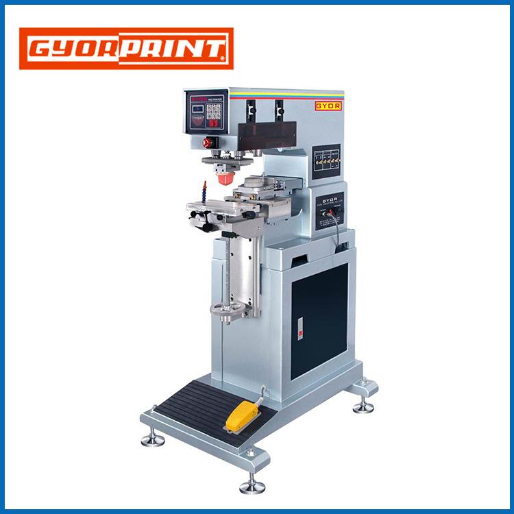厂家出售操作简便GN-122AE单色移印机 订做精密移印机