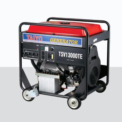 TSV13000TE   三相大洋汽油发电机   8KW三相大洋汽油发电机