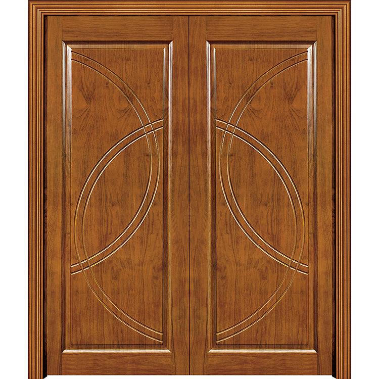 厂家直销定制批发佛山门厂实木复合 烤漆门入户门 现代防盗室内门