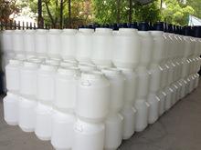 50公斤塑料桶白色圓桶水桶化工桶50L食品級大口螺紋桶廠家直銷