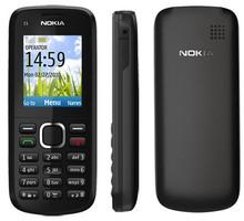 適用于原裝諾基亞c1-02大聲音大字體低價禮品老人老年手機批發