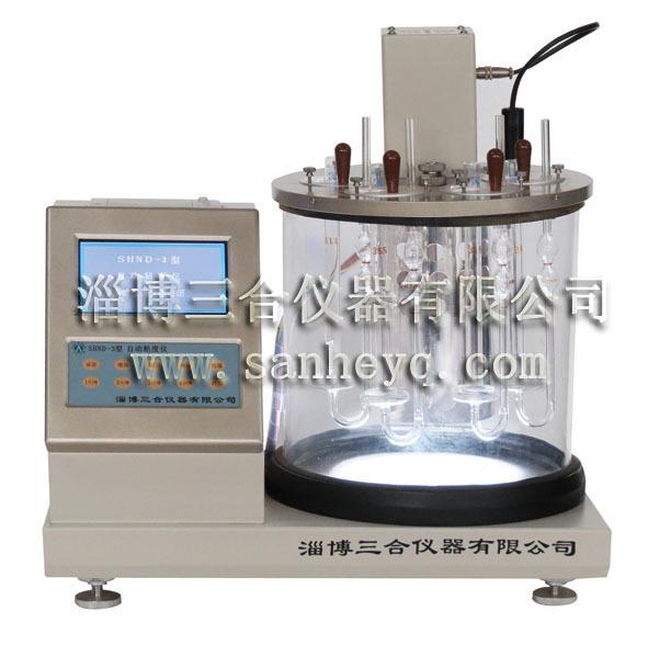 SHND-3型運動粘度自動測定儀