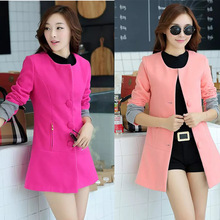 Áo khoác dạ nữ thời trang, thiết kế dáng dài, phong cách thanh lịch