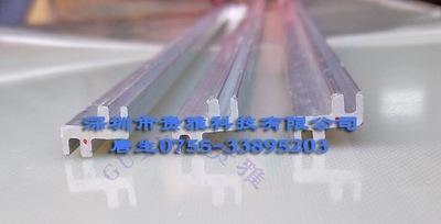波峰焊夹具配件 卡1.6MMPCB板挡锡条,铝合金档锡条