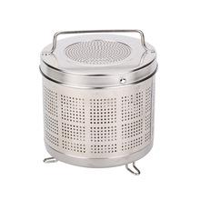 不銹鋼花茶過濾器 養生壺專用過濾罐隔渣器