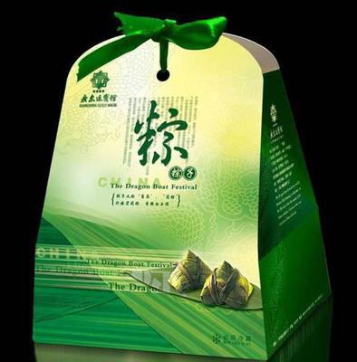 厂家供应粽子包装设计印刷端午礼品粽子盒酒店粽子包装纸箱彩盒