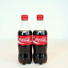 香港版 可口可乐原味汽水 500ml*24瓶1箱 胶瓶装 原装进口