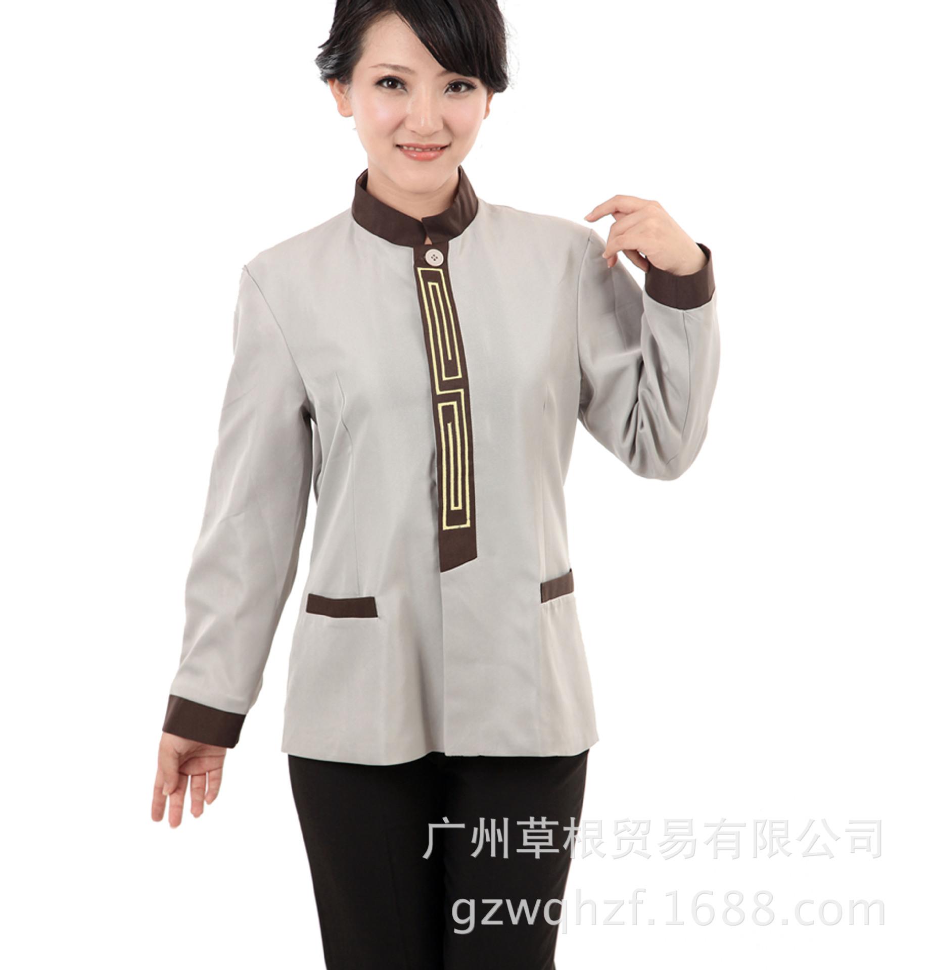 广州保洁服 清洁服生产 保洁服厂家 物业保洁服清洁套装定做
