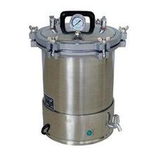 现货电加热手提式灭菌器 18L超压自泄耐腐蚀蒸汽灭菌锅