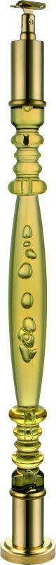 楼梯工厂直销有机玻璃立柱亚克力透明立柱透光立柱颜色尺寸可定制