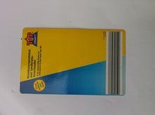 纸卡印刷定做彩色飞机孔对折卡头卡纸饰品小标签吊牌吸塑背卡插卡