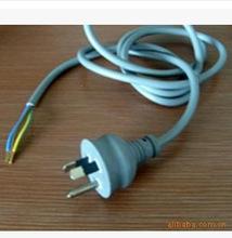 专业生产销售澳大利亚认证透明插头 澳大利亚电源线 SAA耐磨电线
