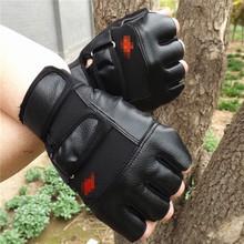 批量供应 男士战术健身运动半指手套  防滑耐磨户外骑行手套批发