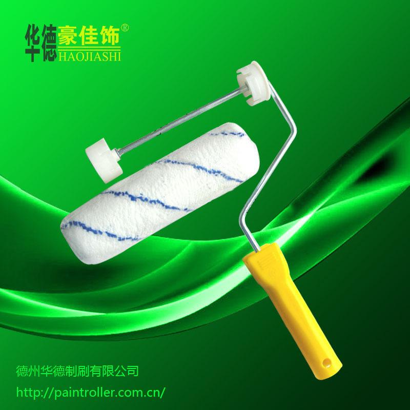 超细纤维不掉毛滚筒刷毛套,7寸美式毛套,滚轮手柄,油漆滚筒刷
