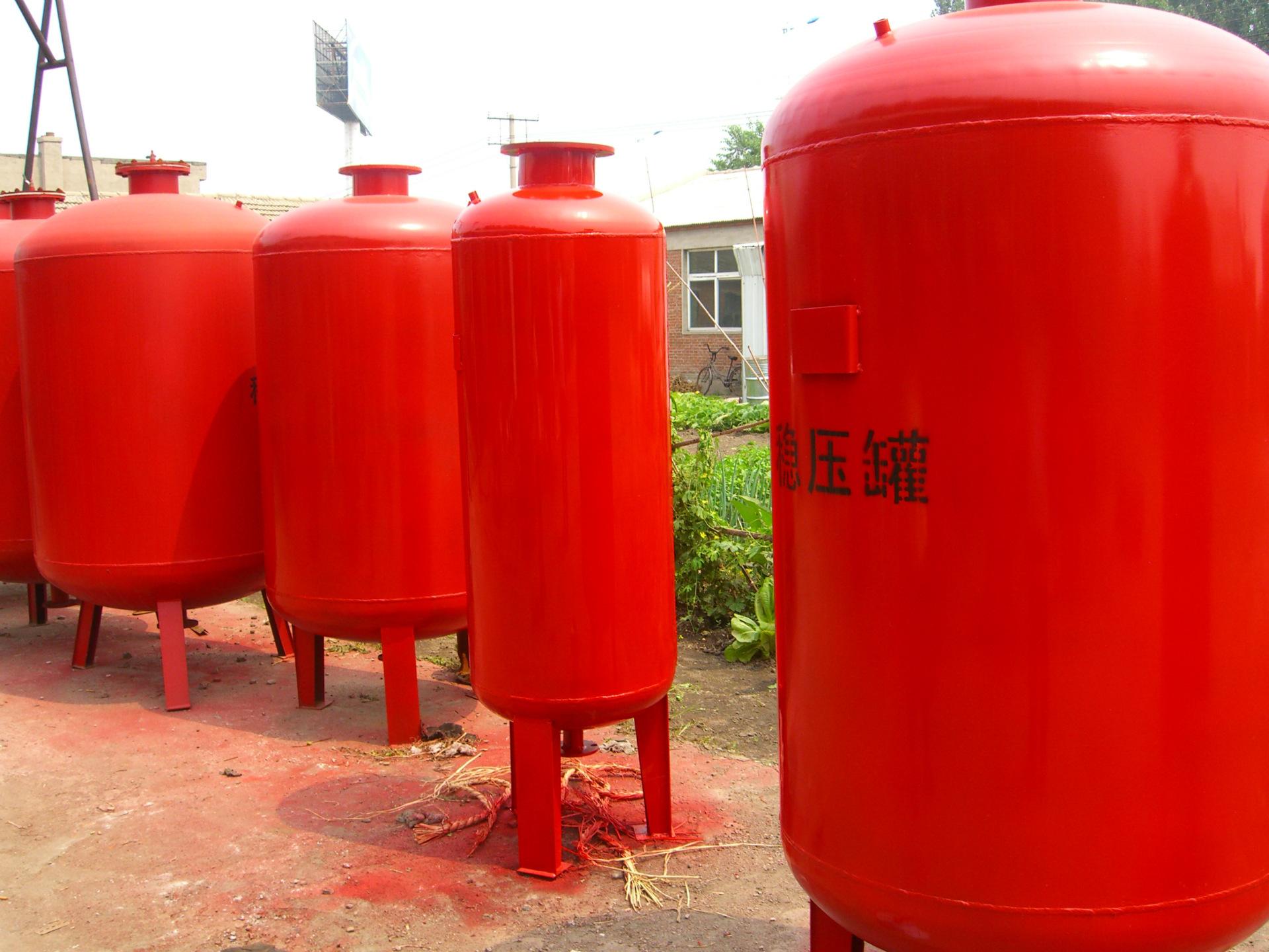 加工定做/南阳信阳平顶山/隔膜气压罐/消防隔膜气压罐