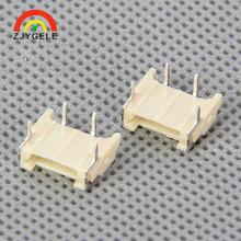 厂家直销BH4.0 3缺1条形连接器  接插件 线对板连接器 孔位齐全
