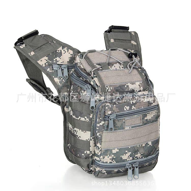 塘鹅鞍袋包单反相机包户外摄影包单肩背包斜挎包多功能IPAD战术包