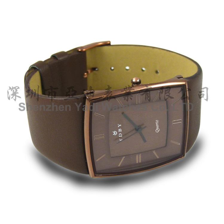 宽带皮带时尚手表 男士石英韩版情侣手表批发 梦幻学生爆款手表