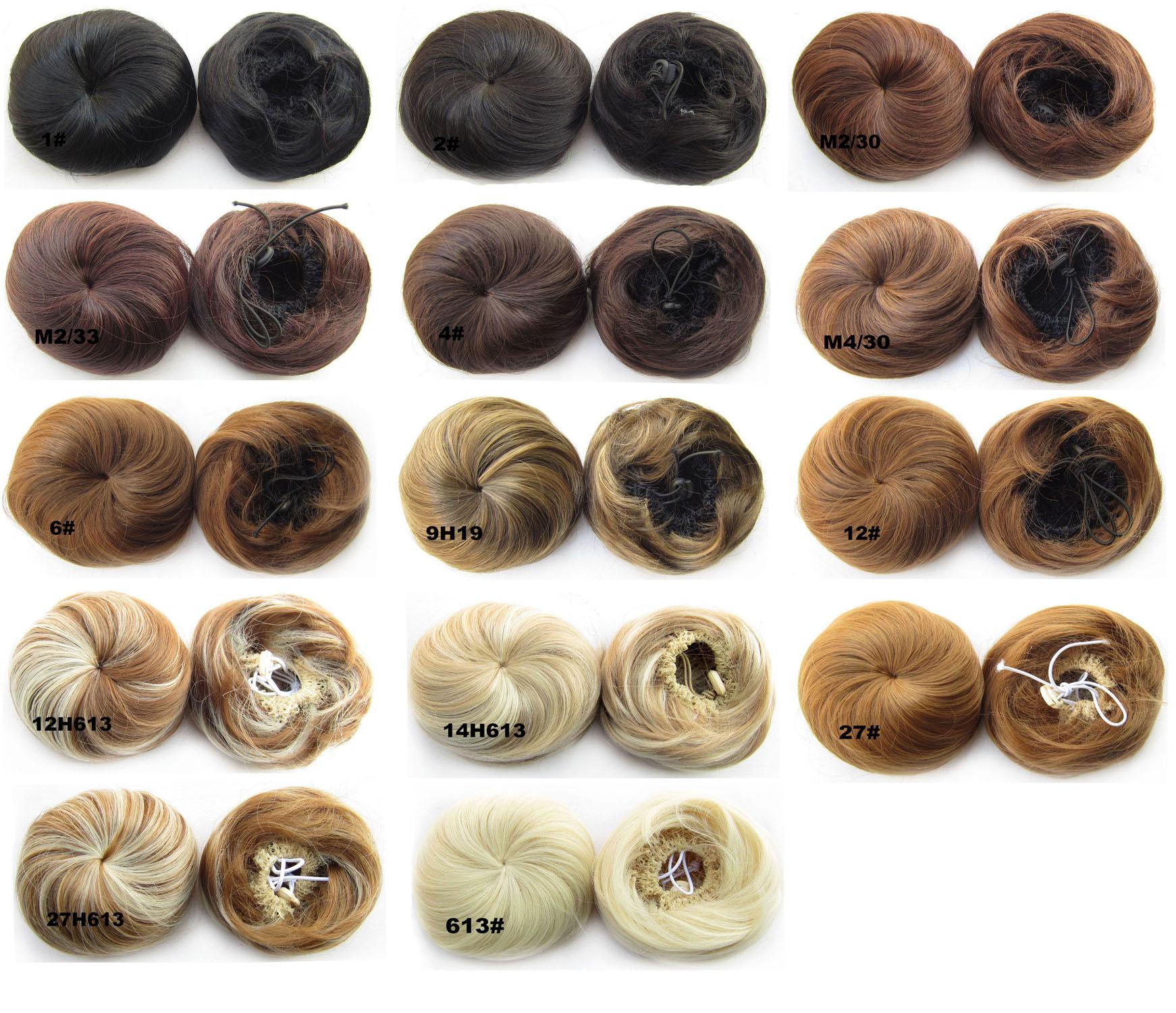 Perruque cheveux bouclés moelleux - Ref 3425438 Image 16