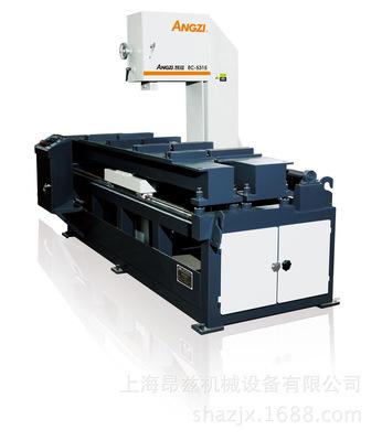 供应锯床 带锯床EC5315立式带锯床金属带锯床