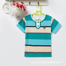 外貿童裝原單15新款韓版純棉廠家直銷長袖童t恤包 來樣來圖定制