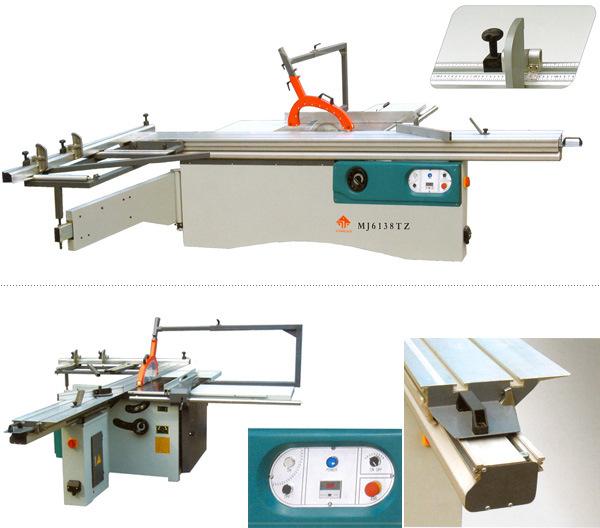 木工机械精密裁板锯、精密导向锯、精密推台锯、简易锯