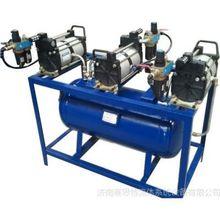 压缩空气增压泵设备   用于气密性检测