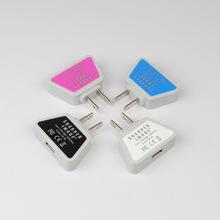 厂家新款热销 MINI USB充电器  美规迷你充电器  USB旅行充