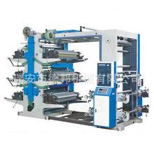 厂家直销六色柔性凸版印刷机 坚固耐用凸版标签轮转印刷机批发