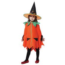 萬聖節cosplay表演服裝兒童鬼節南瓜節聖誕節用品南瓜套裝衣服