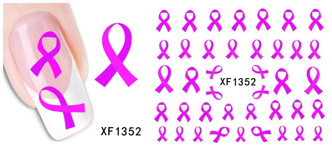 برچسب جدید علامت ناخن جواهرات ناخن XF1363