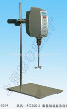 供应上海标本BOS-60-S数显恒速直流无刷电动搅拌机 骠马牌