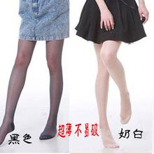 日本正品絲襪勾不破連褲襪薄款連褲襪氨綸襪糖果色連襪褲絲襪連褲