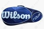 批发Wilson威尔胜 WRZ846306六支装双肩网球包容量大实用简约