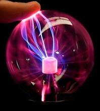 新奇特静电USB离子球 魔法球 usb魔灯魔球静电球 创意礼品