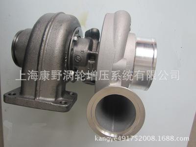 现代225-9挖机QSB涡轮增压器4037469 4038210 4038288  HX35W