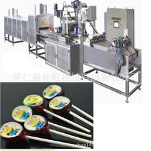 糖果机  棒棒糖生产机  棒棒糖机器   糖果成型机 硬糖浇注生产线