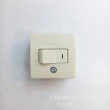 热销爆款厂家直销原装进口Panasonic松下陶瓷编程开关WS3001W 10A