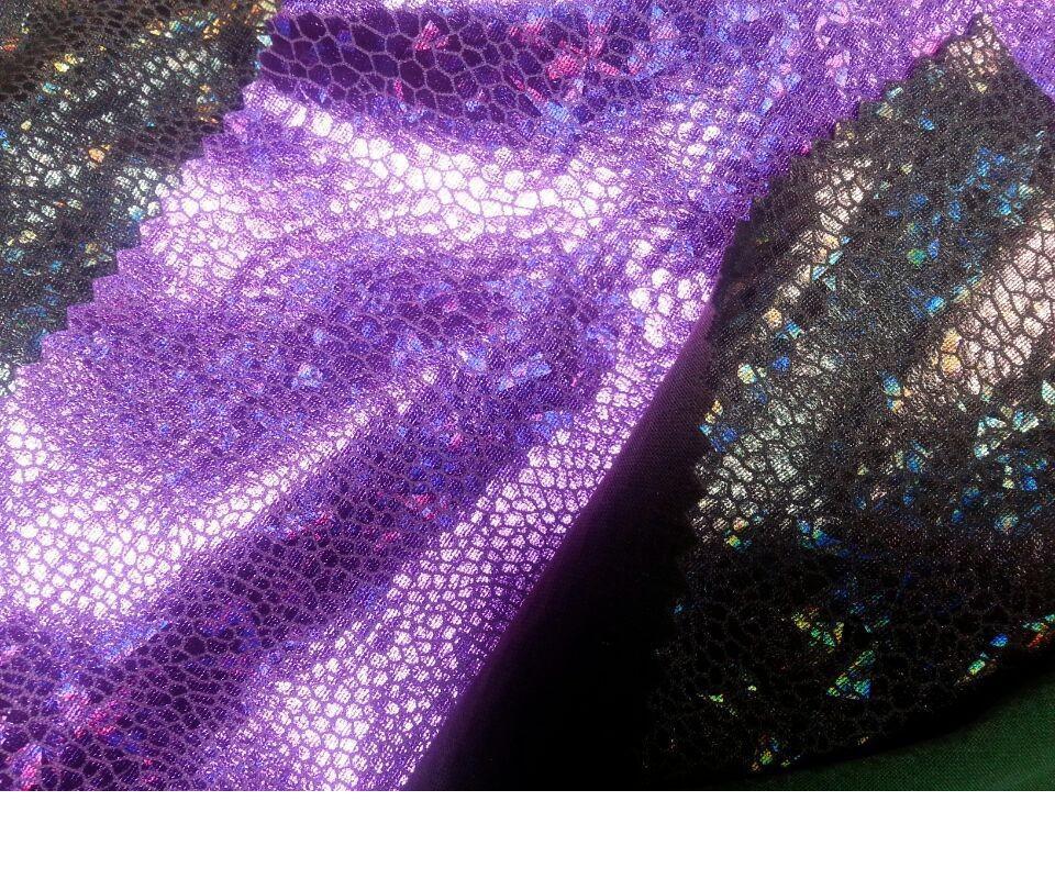供应各种规格的针织低弹汗布镭射烫金 炫彩烫金 变色烫金 多彩