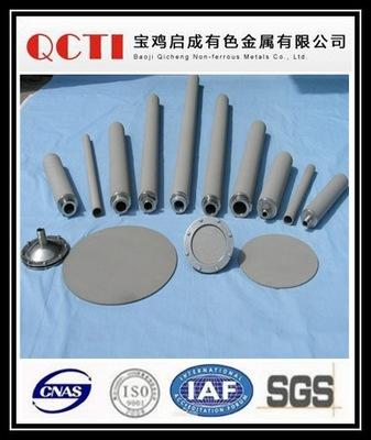 厂家供应钛滤芯钛滤板